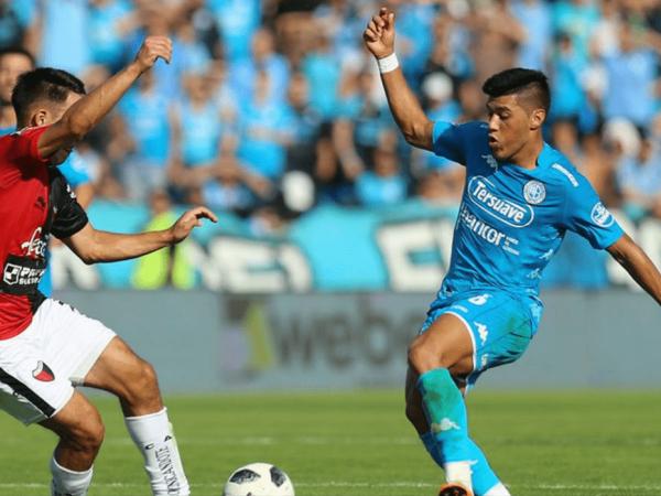 Belgrano con variantes para enfrentar a Colón